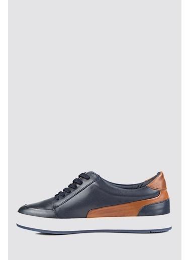 TWN Klasik Ayakkabı Lacivert